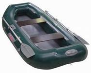 Надувные лодки из пвх. Выбираем лодку для рыбалки